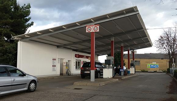 Hügelland AG Tankstelle + Shop